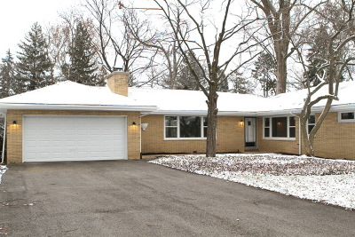 Bensenville Single Family Home For Sale: 4n512 Church Road