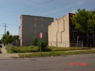 Chicago Residential Lots & Land New: 3656 South Prairie Avenue