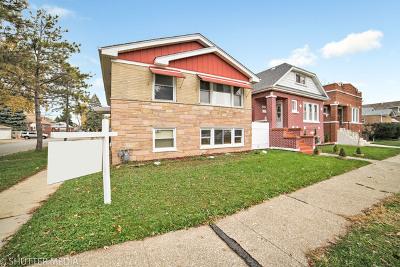Berwyn Multi Family Home For Sale: 2801 Cuyler Avenue