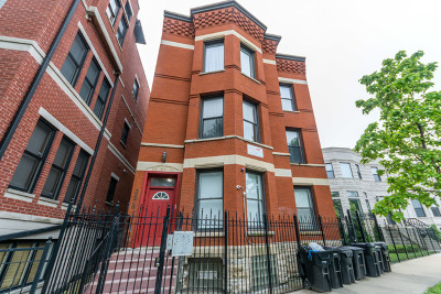 Chicago Multi Family Home For Sale: 3978 South Drexel Boulevard