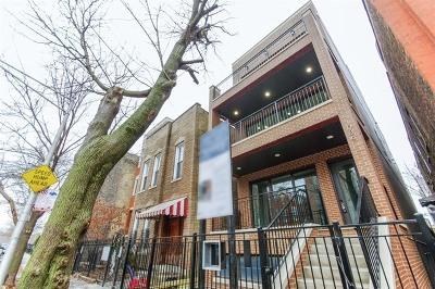 Condo/Townhouse For Sale: 940 North Wolcott Avenue #3