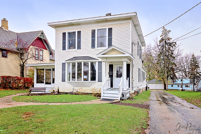 McHenry Single Family Home New: 3805 West Main Street