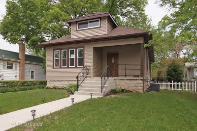 Homewood Single Family Home For Sale: 1750 183rd Street