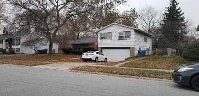 South Holland Single Family Home For Sale: 1124 East 159th Place