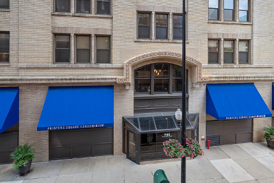 Condo/Townhouse For Sale: 740 South Federal Street #210