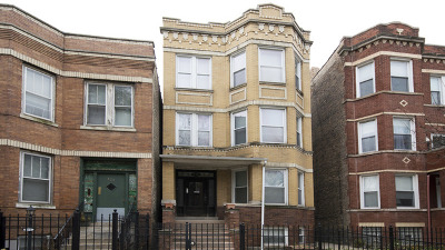 Chicago Multi Family Home For Sale: 836 North Maplewood Avenue