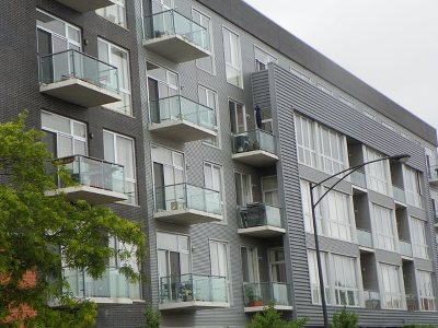 Rental New: 4730 North Kimball Avenue #509