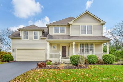 Batavia Single Family Home New: 748 Hamilton Way