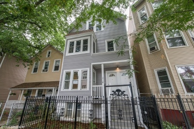 Multi Family Home For Sale: 1710 North Kimball Avenue