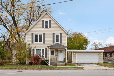 South Holland Single Family Home For Sale: 15820 Chicago Road