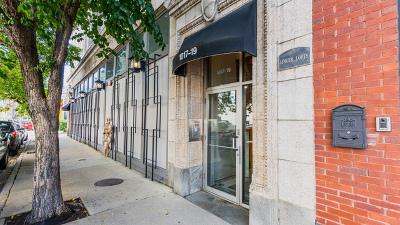 Condo/Townhouse For Sale: 1019 West Jackson Boulevard #3D