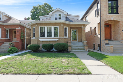 Chicago Multi Family Home New: 6033 West Matson Avenue