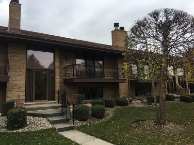 Orland Park Condo/Townhouse For Sale: 17917 California Court #128