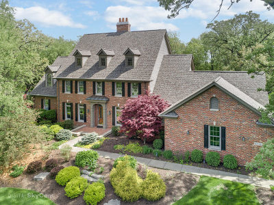 St. Charles Single Family Home For Sale: 40w740 Timbergate Lane