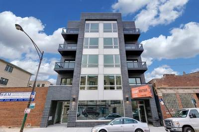 Chicago Condo/Townhouse New: 880 North Milwaukee Avenue #3-N