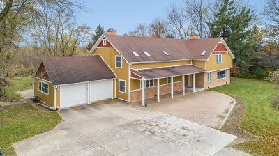 St. Charles Single Family Home For Sale: 38w517 Silver Glen Road