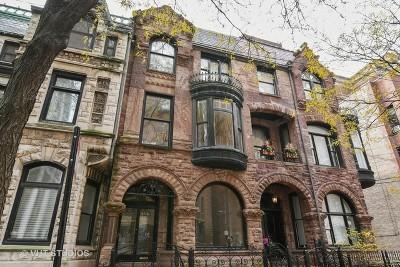 Single Family Home For Sale: 19 East Goethe Street