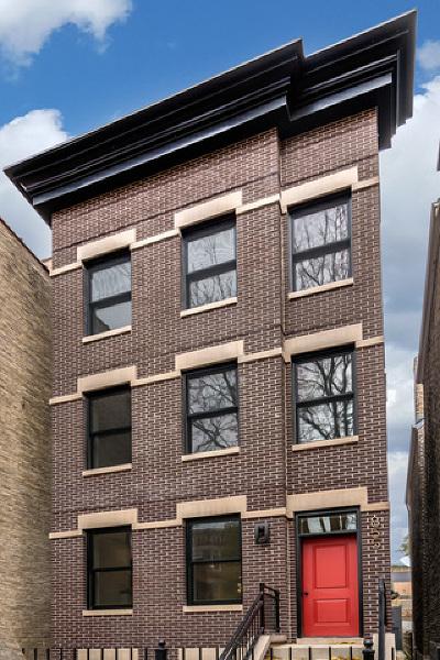 Condo/Townhouse For Sale: 855 North Wolcott Avenue #2