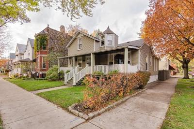 Single Family Home For Sale: 2144 West Wilson Avenue
