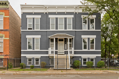Chicago Multi Family Home For Sale: 2200 West Jackson Boulevard