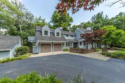 Barrington Single Family Home For Sale: 69 East Timberlake Parkway
