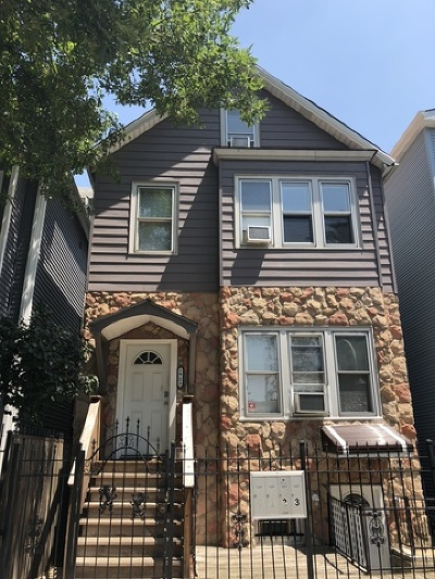 Multi Family Home For Sale: 1923 North Richmond Street