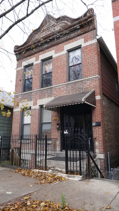 Chicago Multi Family Home New: 454 West 28th Street