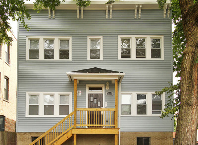 Multi Family Home For Sale: 1843 West Thomas Street