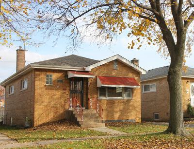 Berwyn Single Family Home For Sale: 3721 Harvey Avenue