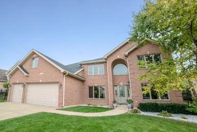 Du Page County Single Family Home New: 25 Clair Court