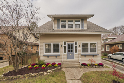 St. Charles Single Family Home Contingent: 629 South 5th Street