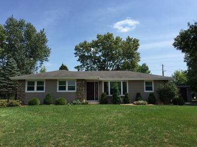 Shorewood Single Family Home New: 720 Laura Street