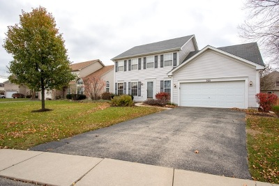 Plainfield Single Family Home Re-Activated: 7421 Southworth Circle