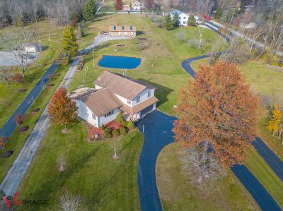 Homer Glen Single Family Home Price Change: 15126 West 147th Street