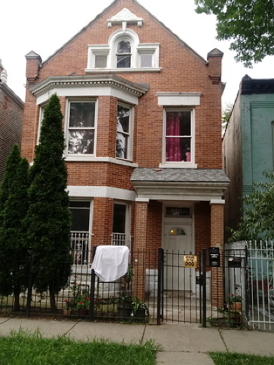 Multi Family Home New: 2310 South St Louis Avenue