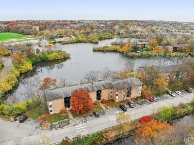 Lisle Condo/Townhouse For Sale: 5529 East Lake Drive #E