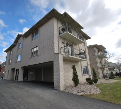 Oak Lawn Condo/Townhouse For Sale: 9533 South Minnick Avenue #1E