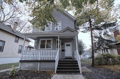 Berwyn Single Family Home For Sale: 3208 Clinton Avenue
