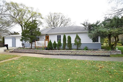 Highland Park Single Family Home For Sale: 634 Washington Place