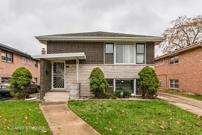 Calumet City Multi Family Home For Sale: 331 Paxton Avenue