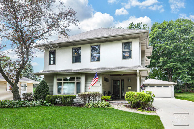 Naperville Single Family Home New: 1451 North Eagle Street