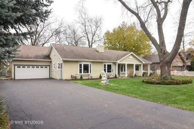 Arlington Heights Single Family Home For Sale: 3304 North Salk Road North