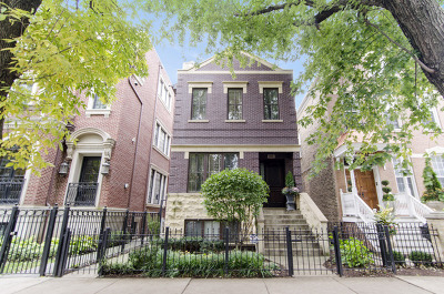 Single Family Home For Sale: 1341 West School Street