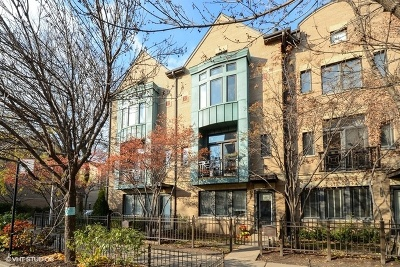 Condo/Townhouse Price Change: 1256 West Monroe Street