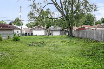 Chicago Residential Lots & Land New: 3724 West 82nd Street
