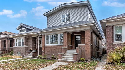 Cook County Single Family Home New: 4952 North Tripp Avenue