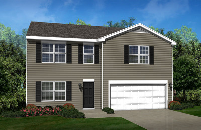 Single Family Home New: 1701 Dempsey Circle
