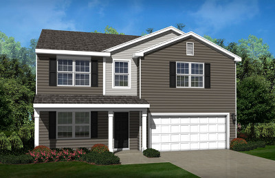 Single Family Home New: 1731 Dempsey Circle