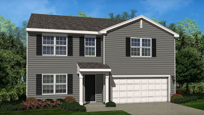 Single Family Home New: 1761 Dempsey Circle