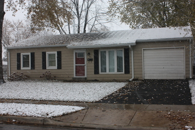 Romeoville Single Family Home Contingent: 325 Kent Avenue